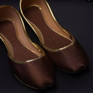 woman flats shoes, khussa handmade, jutti